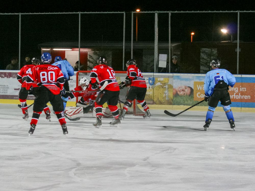 Neumarkt Eagles vs. Noris Warriors
