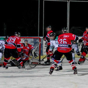Heimniederlage gegen Uni Eishockey Bayreuth